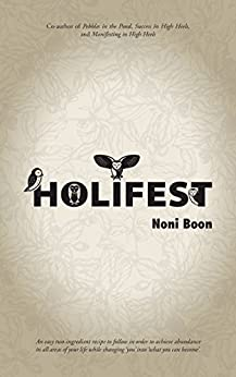 Holifest by [Boon, Noni]
