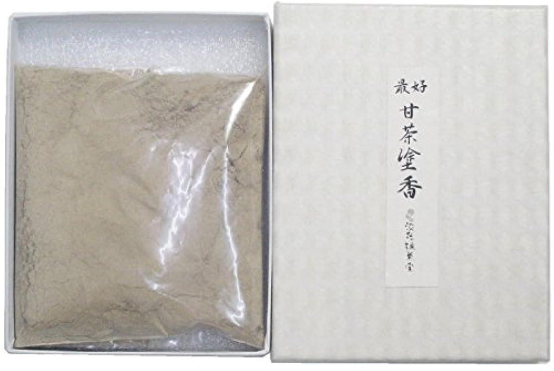 施しいつかある淡路梅薫堂の塗香 最好甘茶塗香 30g ( ずこう ) 粉末 #503