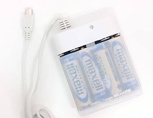 急速充電!電池式のスマートフォン充電器でおすすめのものはどれ?