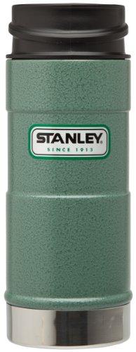 STANLEY(スタンレー) ワンハンド真空マグ 0.35L グリーン 水筒 01569-009 (日本正規品)
