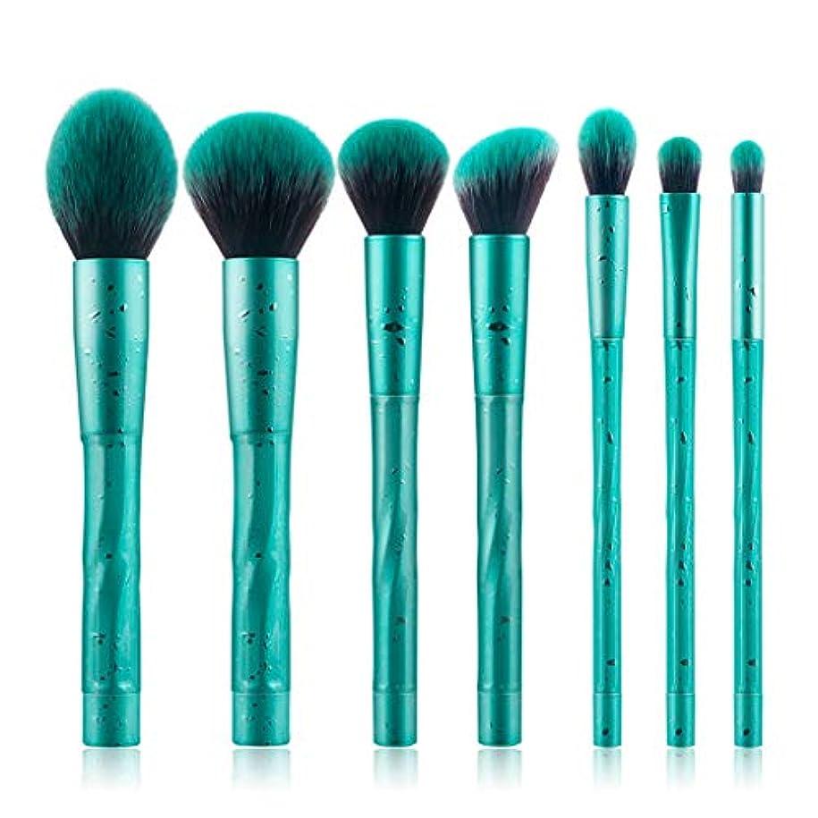 ドレス素敵な粘着性5化粧ブラシアイシャドーブラッシュ美容ブラシ初心者セット