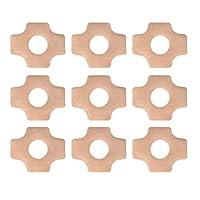 Healifty 20ピースmパッチpatchステッカー自己接着adhesiveボックスホルダー男性女性家庭用マッサージツール