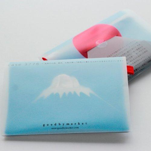 case 3776 富士山 ティッシュケース