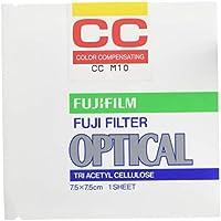 FUJIFILM 色補正フィルター(CCフィルター) 単品 フイルター CC M 10 7.5X 1