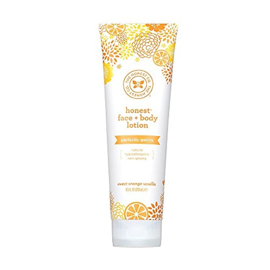 印をつける発行アークHonest Face and Body Lotion - 8.5 oz by The Honest Company
