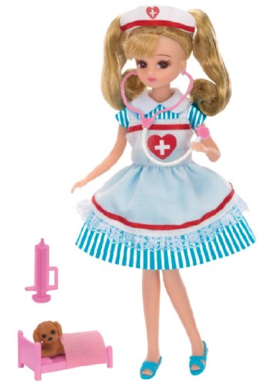 リカちゃん ドレス おしゃれペットショップドレスセット ペットのおいしゃさん