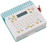 キングジム スケジュールシールプリンター「ひより」 ホワイト MP365