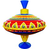 Svoora Big Spinning Top with Sound 'Classic'