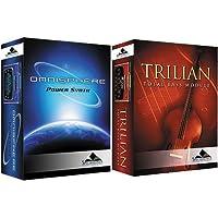 SPECTRASONICS TRILIAN + OMNISPHERE セット