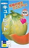 【種子】メロン・キューピット 約8粒