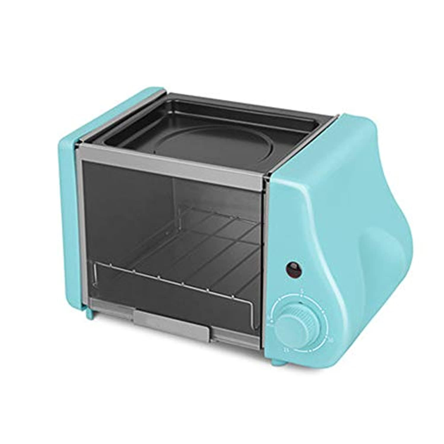 時々時々バレルセクタミニ電気オーブン、スマートスチームオーブン、取り外し可能なシャーシ、正確な温度ダイヤルコントロール、過熱を防止する自動シャットダウン、省エネ