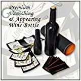 Premium Vanishing and Appearing Wine bottle By JL Magic [並行輸入品]