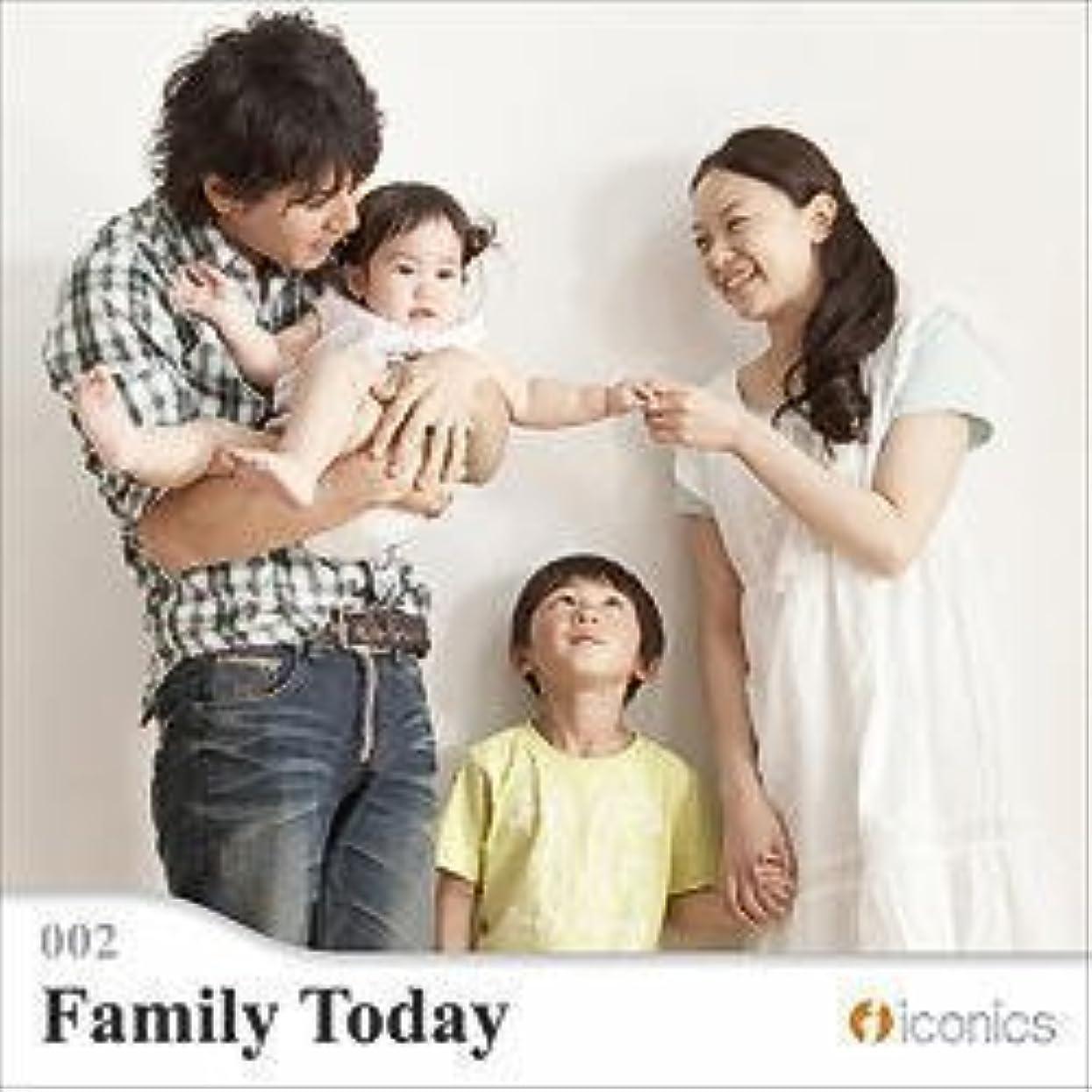 iconics vol.002 Family Today