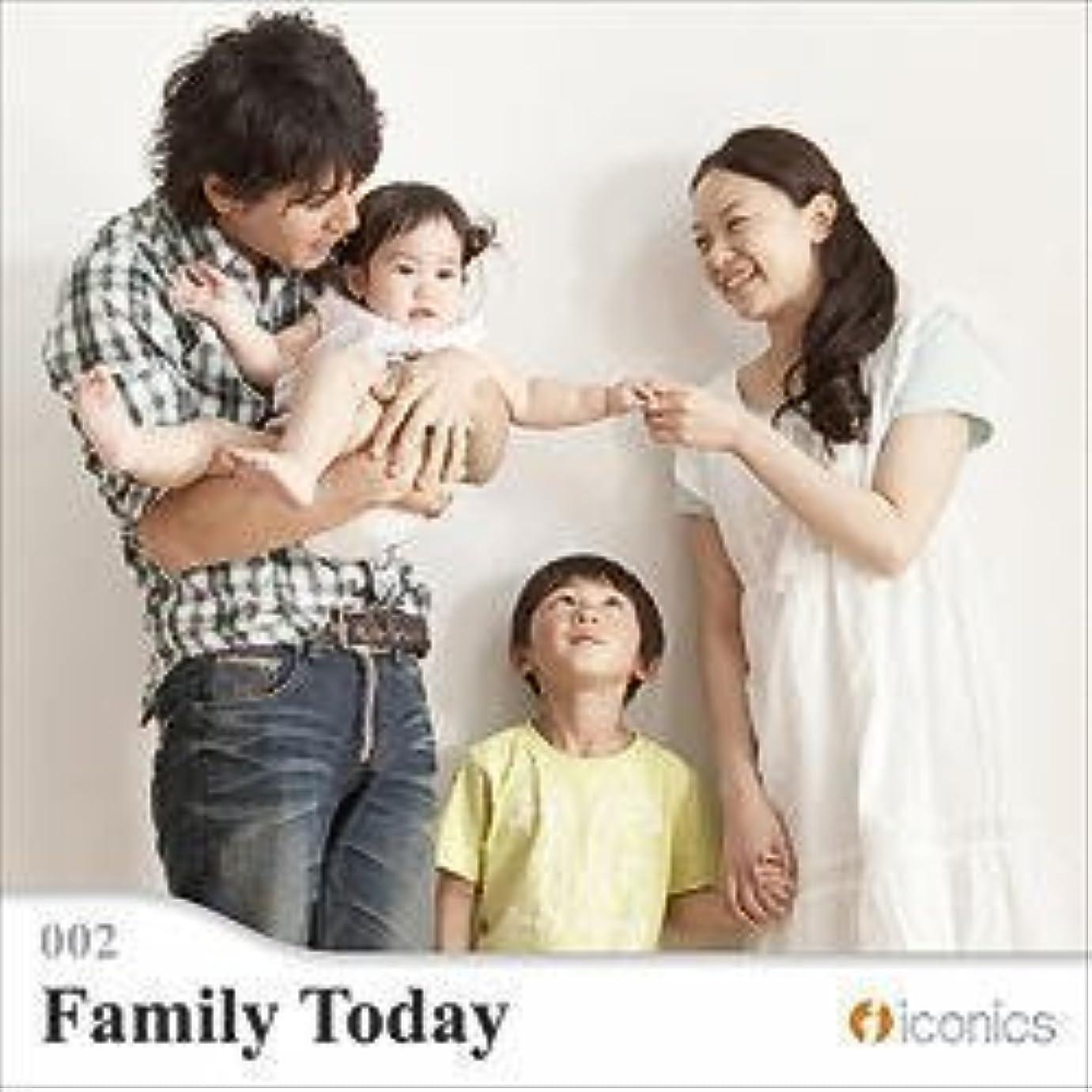 ルール不規則なありがたいiconics vol.002 Family Today