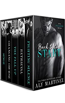 Back To The Start: Five Full-Length Novels by [Martinez, Aly]