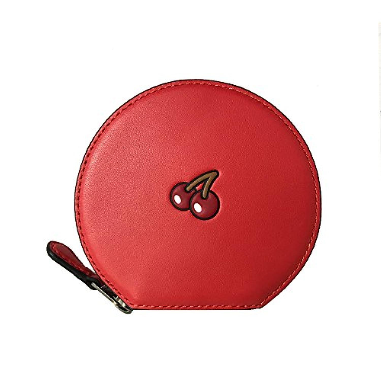 [コーチ] COACH 財布(コインケース) PAC MAN F54871 QBWM3 レザー ラウンド コイン ケース レディース [アウトレット品] [並行輸入品]