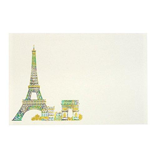 [해외]학연 스테이후루 봉투 발광 에펠 탑 ID04062 parent/Gakken staffle envelope Luminous Eiffel Tower ID 04062 parent