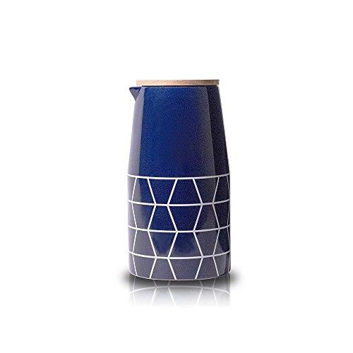 Onlili(オンリリ) Nordic Collection 陶器 アロマ超音波式加湿器 2015年モデル (BL(ブルー))