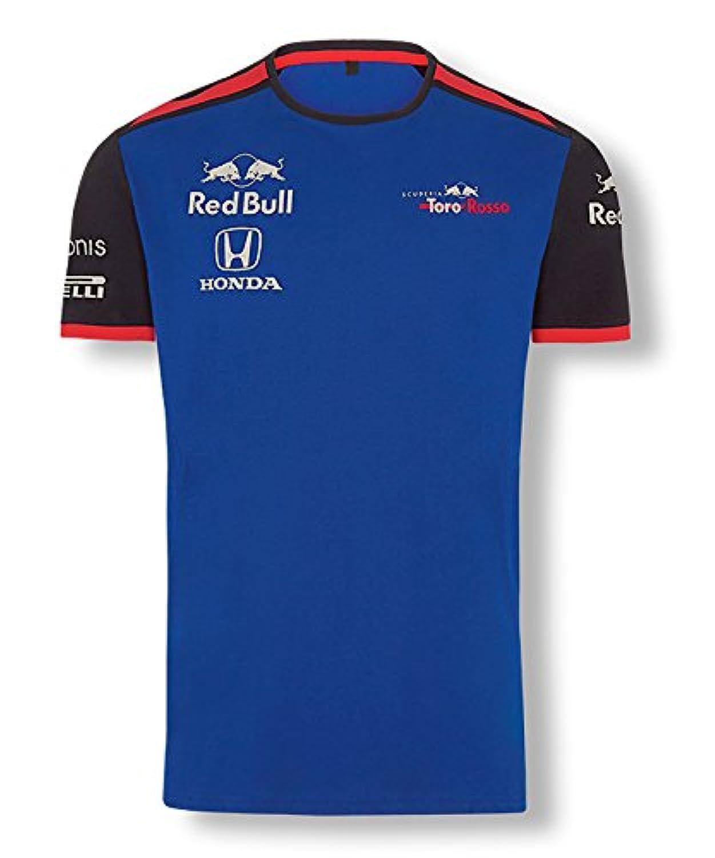 【 Toro Rosso 】 スクーデリア トロロッソ ホンダ F1 Racing Team オフィシャル レプリカ Tシャツ