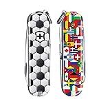 VICTORINOX(ビクトリノックス) ナイフ クラシック リミテッドエディション 2020 World Of Soccer (サッカー)【国内正規品】0.6223.L2007