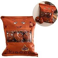 気持ちいい 抱き 枕可愛い革新的なスナックスタイルスーパーソフト8袋の人形は、bag35 * 45cm / 13.78 * 17.72in