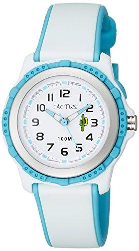 [カクタス]CACTUS キッズ腕時計 10気圧防水 ライト付 CAC-78-M11 ガールズ 【正規輸入品】