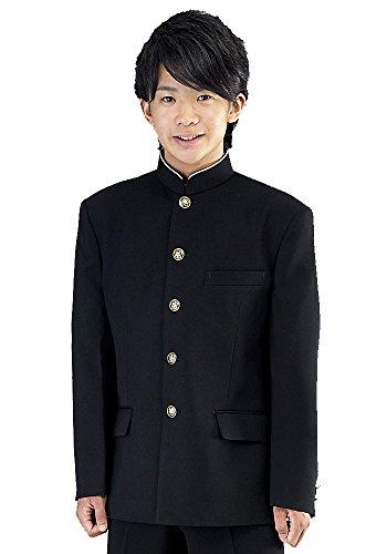 学生服 男子 標準型 ポリエステル100% 上着単品 ズボン単品 A体 B体  (上着160A)