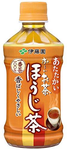 おーいお茶 ほうじ茶 ホット用 ペット 345ml×24本