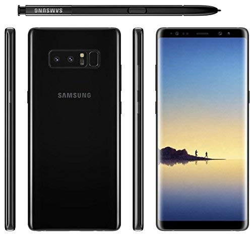 Samsung サムスン Galaxy Note 8 SM-N950 (N950FD) Dual SIM 64GB 6.3