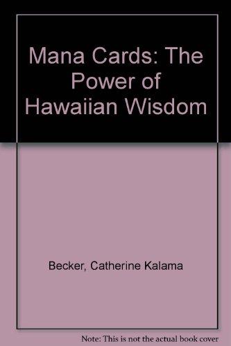 マナ・カード—ハワイの英知の力