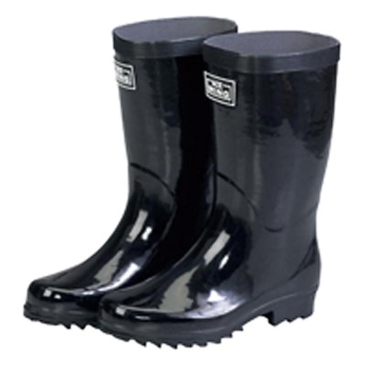 小康謙虚反動ウイングエース 軽半長靴(裏付) 28.0cm WB-802