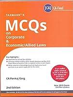 MCQS ON CORPORATE & ECONOMIC/ALLIED LAWS [Paperback] PANKAJ GARG