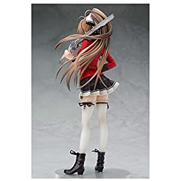 Amagi Brilliant Park Isuzu Sento 1//8 Scale Figure Animaru Rare Limited Edition