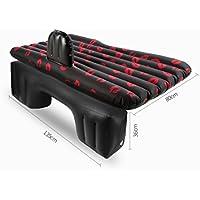 車の膨張可能なベッドの車の後部座席パッドの車の旅行ベッド、内蔵電動ポンプの膨張マットレス