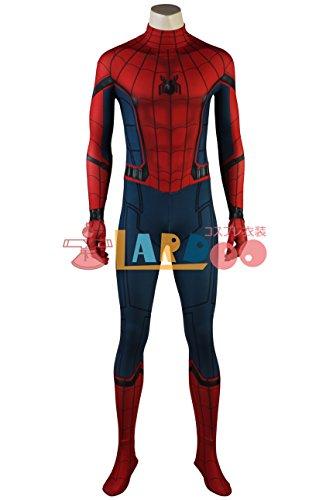 スパイダーマン ホームカミング ピーター ベンジャミン パーカー コスプレ衣装 アニメ コスプレ コスチューム ゲーム cosplay ELEcome