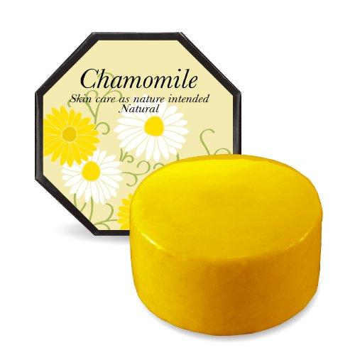 カモミール 120g デリケート肌用 石鹸 無添加 国産