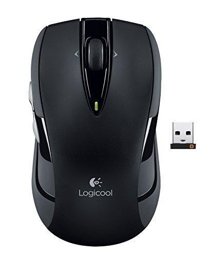 Logicool ロジクール ワイヤレスマウス ブラック M545BKをアマゾンで購入