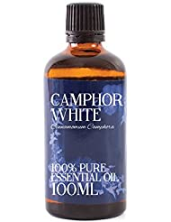 Mystic Moments | Camphor Essential Oil - 100ml - 100% Pure