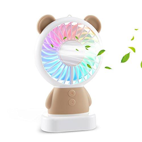 GIM USB扇風機 卓上扇風機 小型 携帯扇風機 ミニファ...
