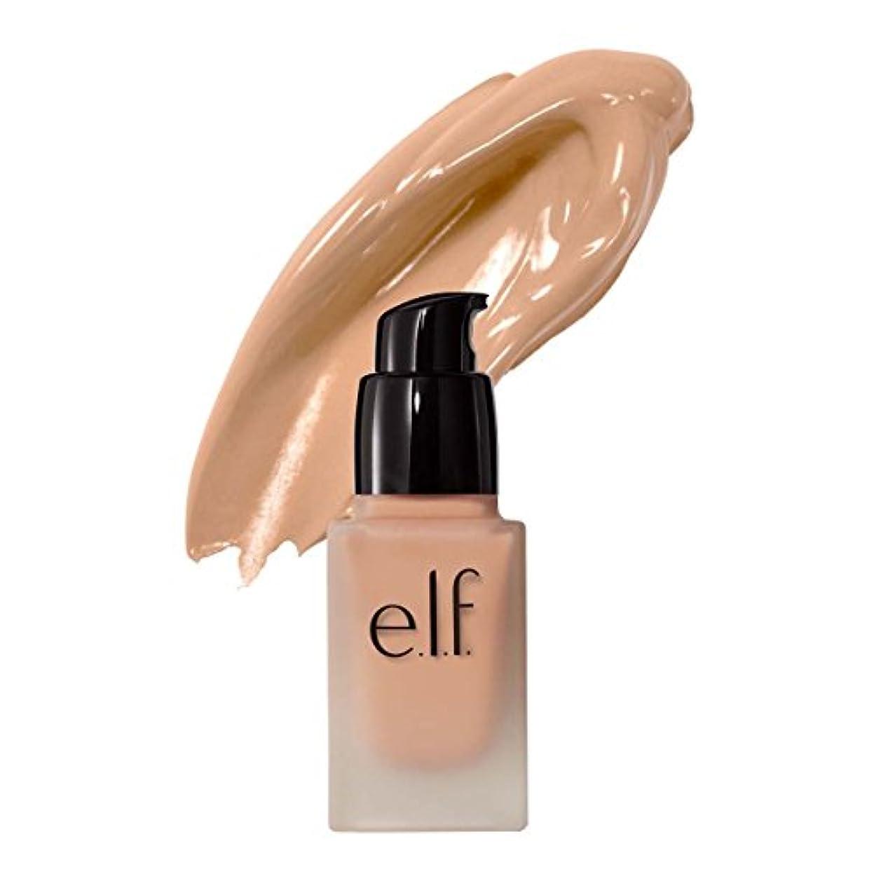 キノコ質量マンモス(3 Pack) e.l.f. Oil Free Flawless Finish Foundation - Tan (並行輸入品)