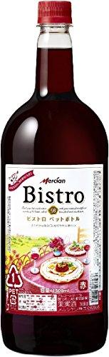 ビストロ 赤 甘口 1500ml