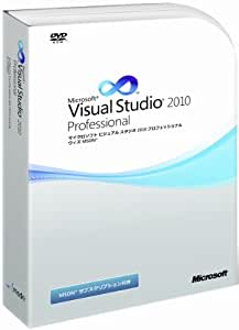 Microsoft Visual Studio 2010 Professional with MSDN