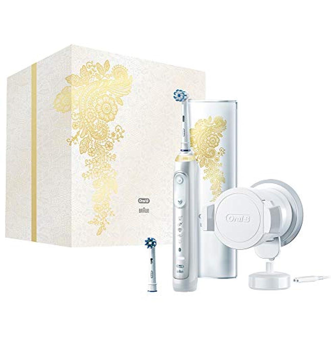 杖電話をかける花瓶ブラウン オーラルB 電動歯ブラシ ジーニアス10000A マラケシュ D7015266XCMK D7015266XCMK