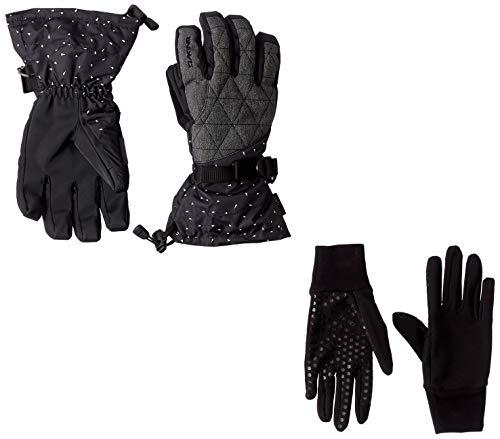[ダカイン] [レディース] 3WAY グローブ 防水 (DK DRY 採用) インナーグローブ付き [ AI237-773 / CAMINO GLOVE ] 手袋 スノーボード