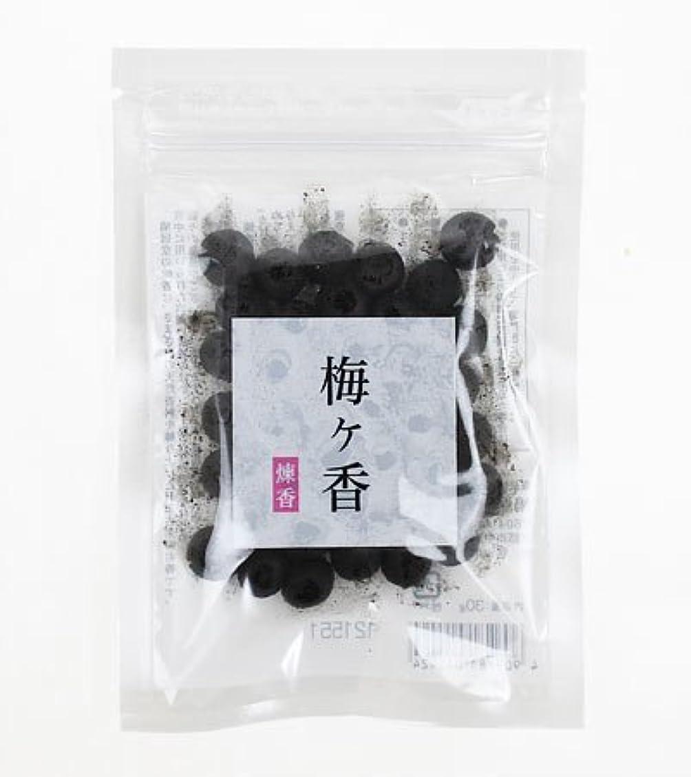 ヘビー排気陰謀茶道具 香 煉香 鳩居堂 梅ヶ香(うめがか)徳用袋入 練香 ねりこう ほんぢ園