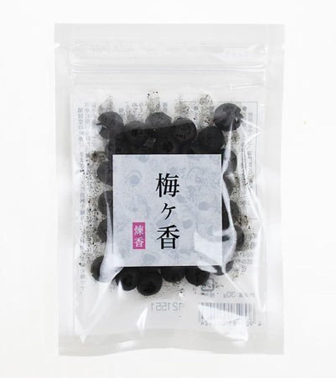 ミンチバターライブ茶道具 香 煉香 鳩居堂 梅ヶ香(うめがか)徳用袋入 練香 ねりこう ほんぢ園