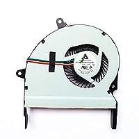 新しいノートパソコンCPU冷却ファンfor Asus x401x401a x501a Serie ef75070s1-c010-s99