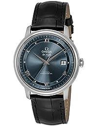 [オメガ]OMEGA 腕時計 Devil ブルー文字盤 コーアクシャル自動巻 424.13.40.20.03.002 メンズ 【並行輸入品】