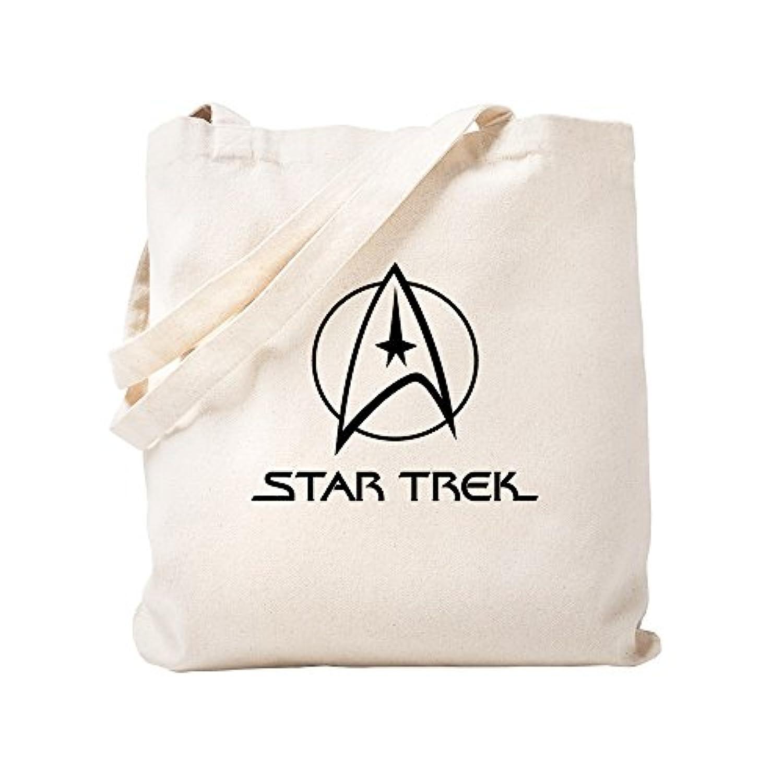 CafePress – Star Trek Classic – ナチュラルキャンバストートバッグ、布ショッピングバッグ S ベージュ 0640437335DECC2