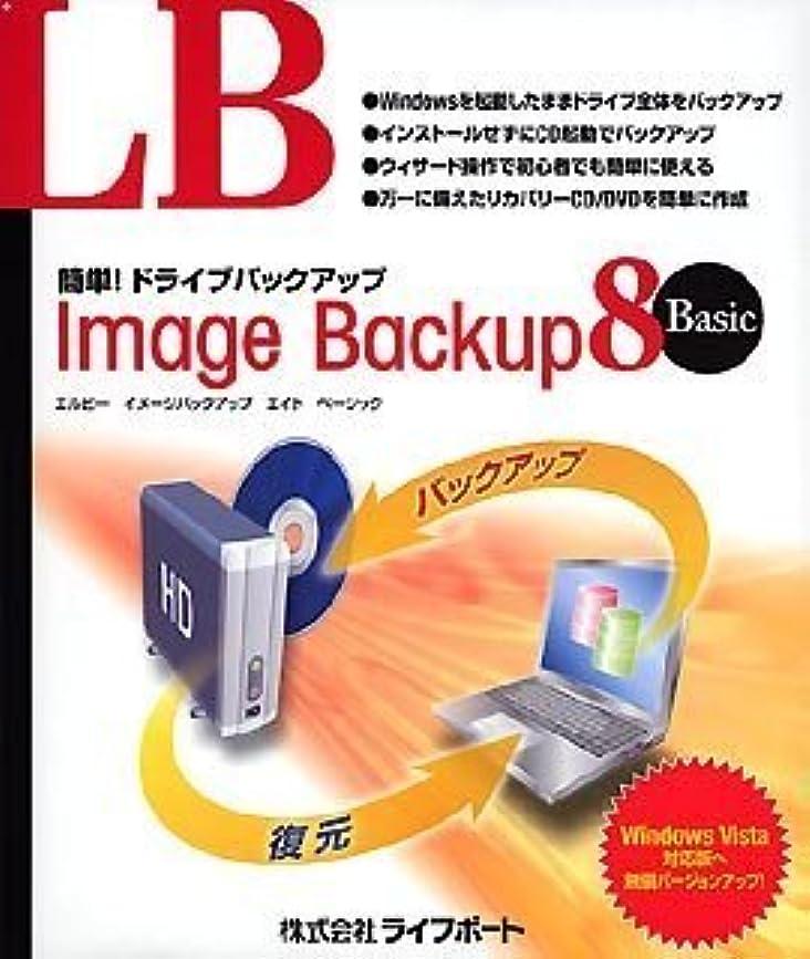 説教する冒険家急行するLB Image Backup 8 Basic